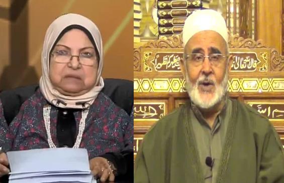 إحالة سعاد صالح وصبري عبد الرؤوف للتحقيق