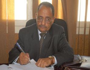 الباحث الدكتور سيدي محمد ولد ختاري