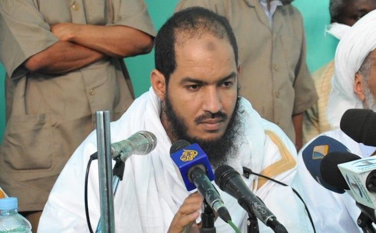 رئيس هيئة العلماء الموريتانيين الشيخ ولد صالح
