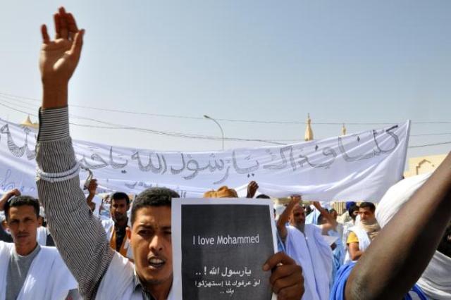 مظاهرات 2015 كانت نقطة التحول فى العلاقة بين النظام الموريتانى والحكومة الفرنسية، كما كان مقتل السياح الفرنسيين 2008 نقطة المفاصلة بينها وبين سيدي ولد الشيخ عبد الله.