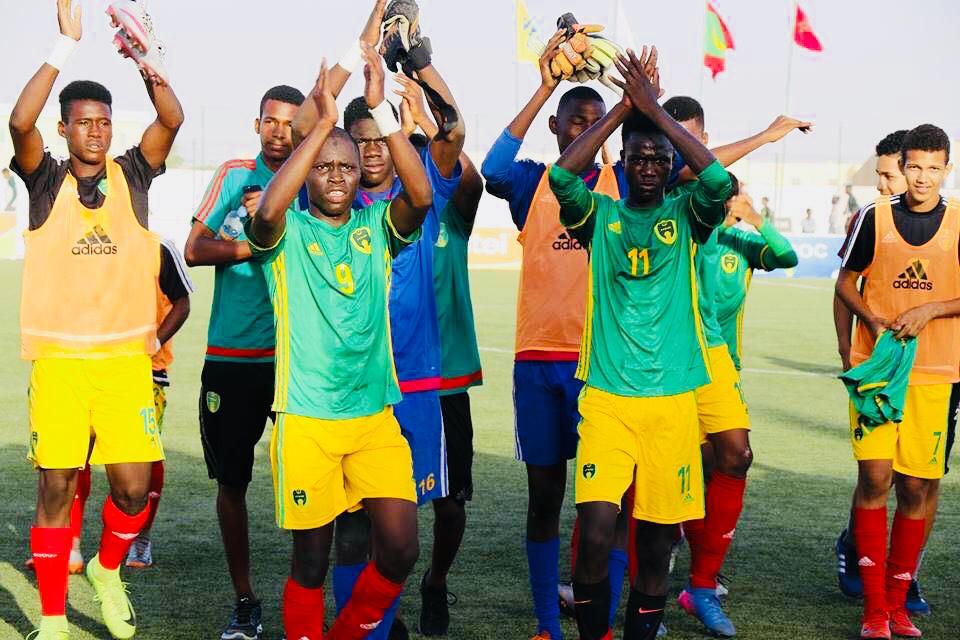 موريتانيا تقصي المغرب من تصفيات كأس إفريقيا للشباب 2019