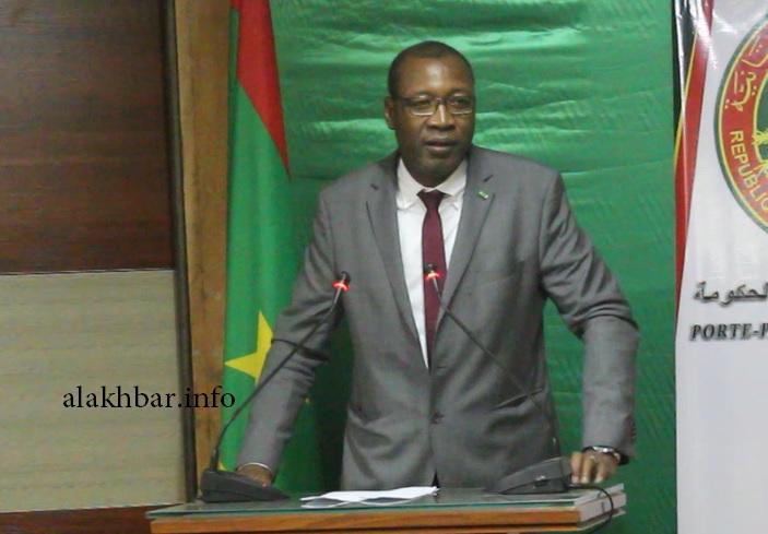 سيد أحمد ولد محمد: وزير التجارة والسياحة