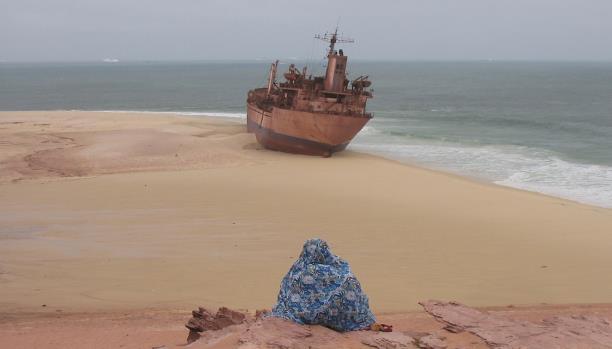 صورة لشاطئ نواكشوط
