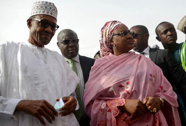 الرئيس النيجيري الجديد  الفائز محمد بخاري ( نقلا عن موقع الأناضول)