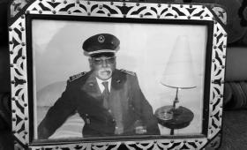 صورة للمفوض دداهي ولد عبد الله، نشرها موقع warscapes مع مقابلته معه.