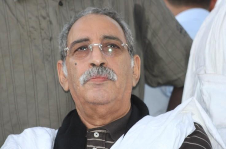 الرئيس الموريتاني السابق أعلي ولد محمد فال