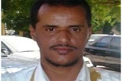 الأمين العام للنقابة  محمدن ولد الرباني