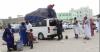باص للنقل الحضري يستعد لرحلة داخل موريتانيا