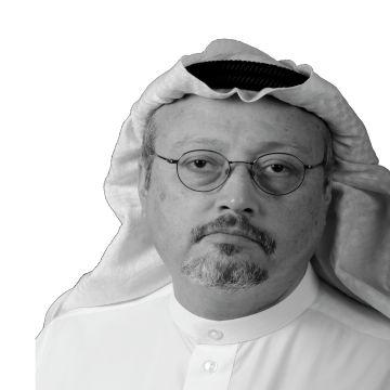 جمال خاشقجي  كاتب ومفكر ليبرالي سعودي